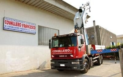 camion Covallero
