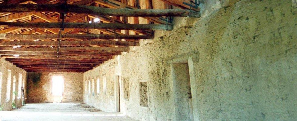 Recupero post sisma 1997, ex Convento di San Damiano, Rieti