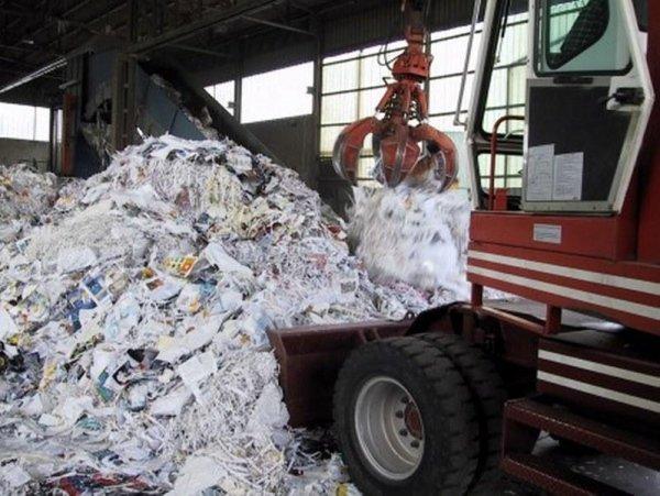 Compattamento rifiuti