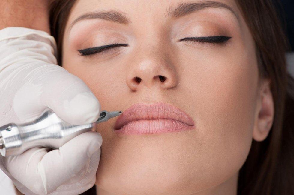 Make up semipermanente