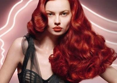 red intense wella, rosso wella