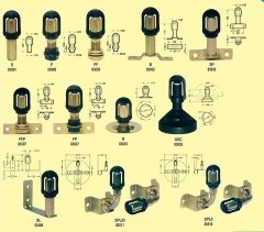 accessori luci rotanti