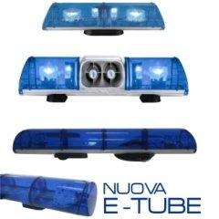 "NUOVI MODELLI E-TUBE BLU C / ""LUCE CROCERA"