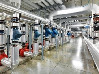 Impianti per la produzione vapore