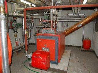 Impianto termico Viterbo