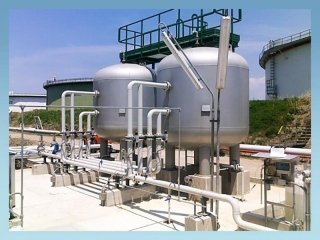 Impianto addolcimento acque