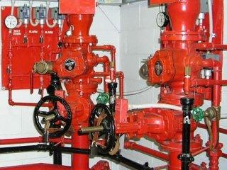 Manutenzione impianti anti-incendio Viterbo