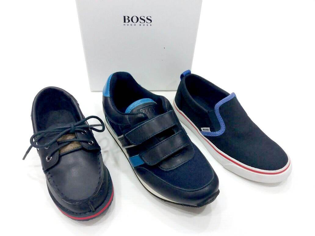 calzature hugo boss bambino