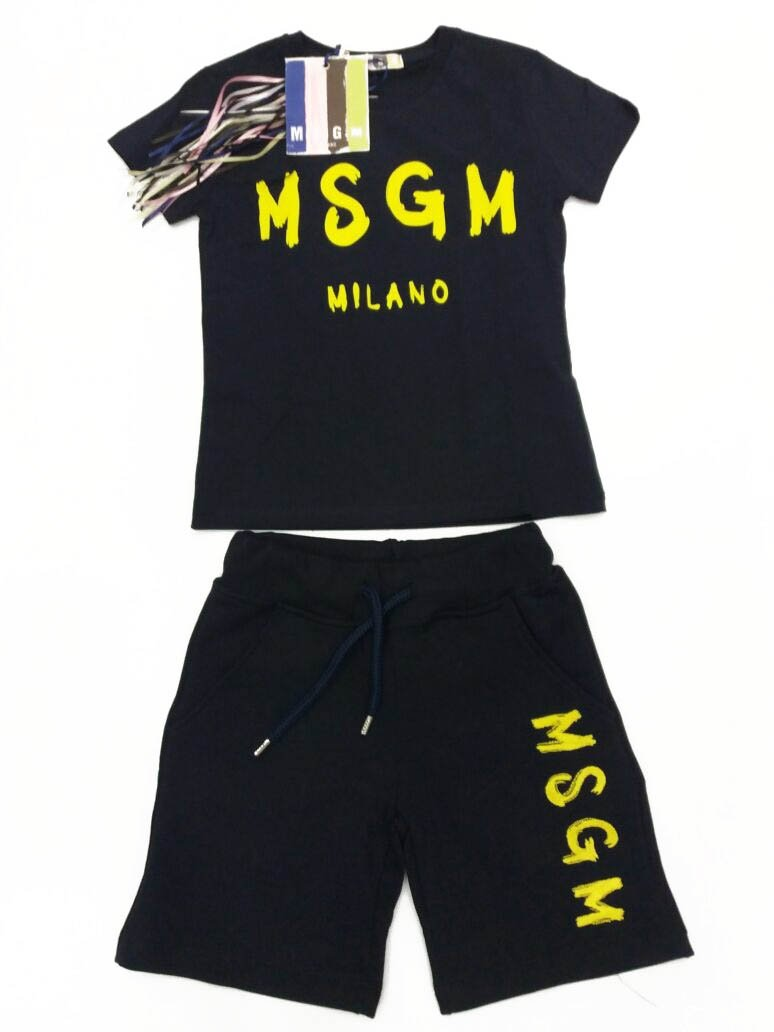 msgm abbigliamento bambino
