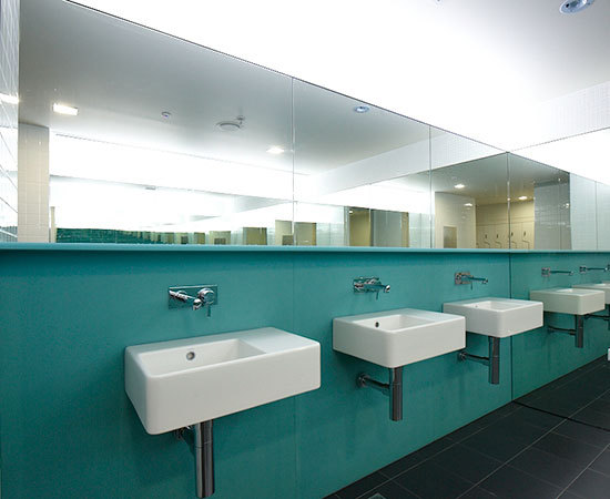 Commercial plumbing work completed at IBM southgate