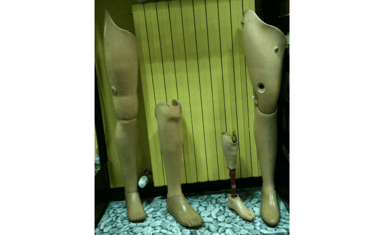 protesi certificate