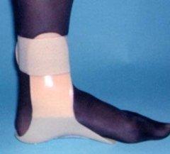 ortesi corta per caviglia