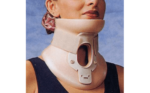collare cervicale philadelphia con foro alla trachea