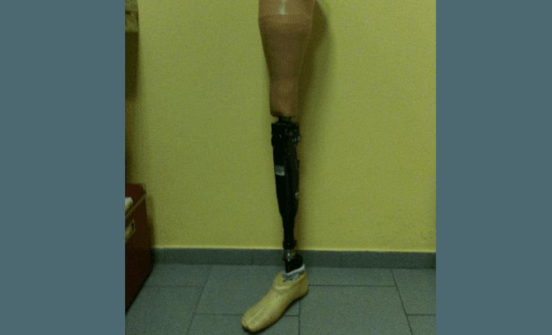protesi per gambe