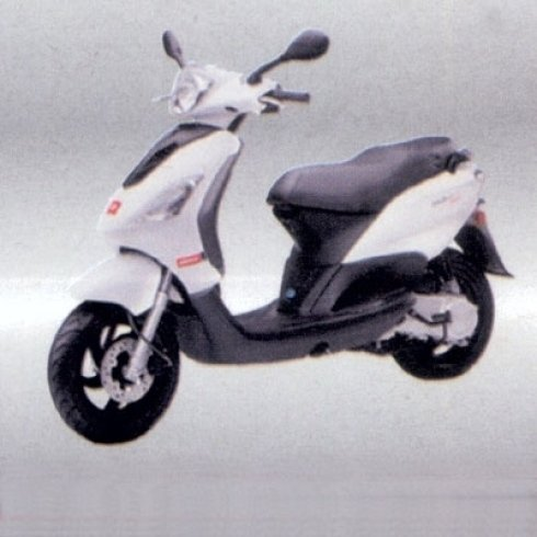 scooter bianco