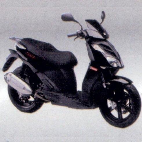 scooter nero vendita