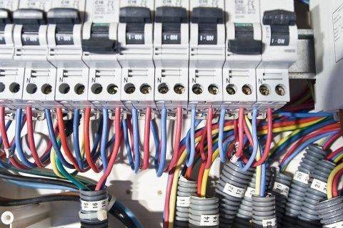 impianti elettrici industriali