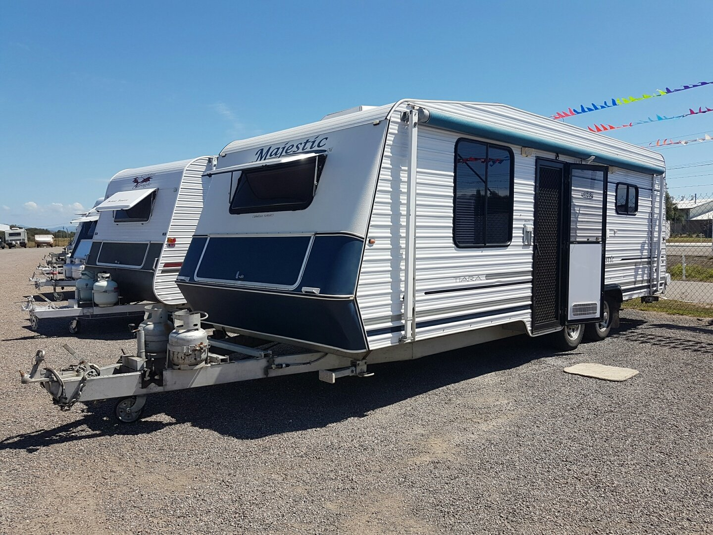 Perfect Caravan For Sale 23000 00 Mount Low Add To Watchlist