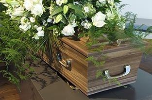 Addobbi funebri