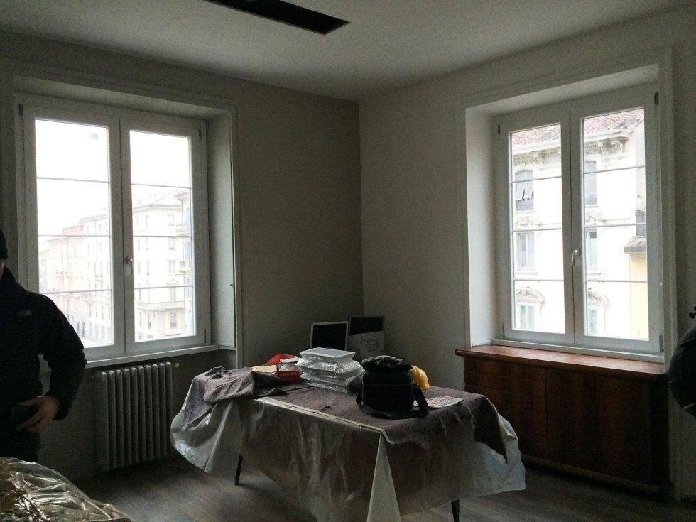 finestre chiuse