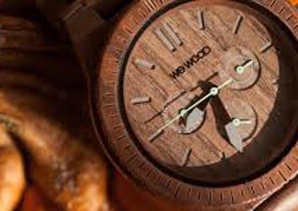 orologi in legno