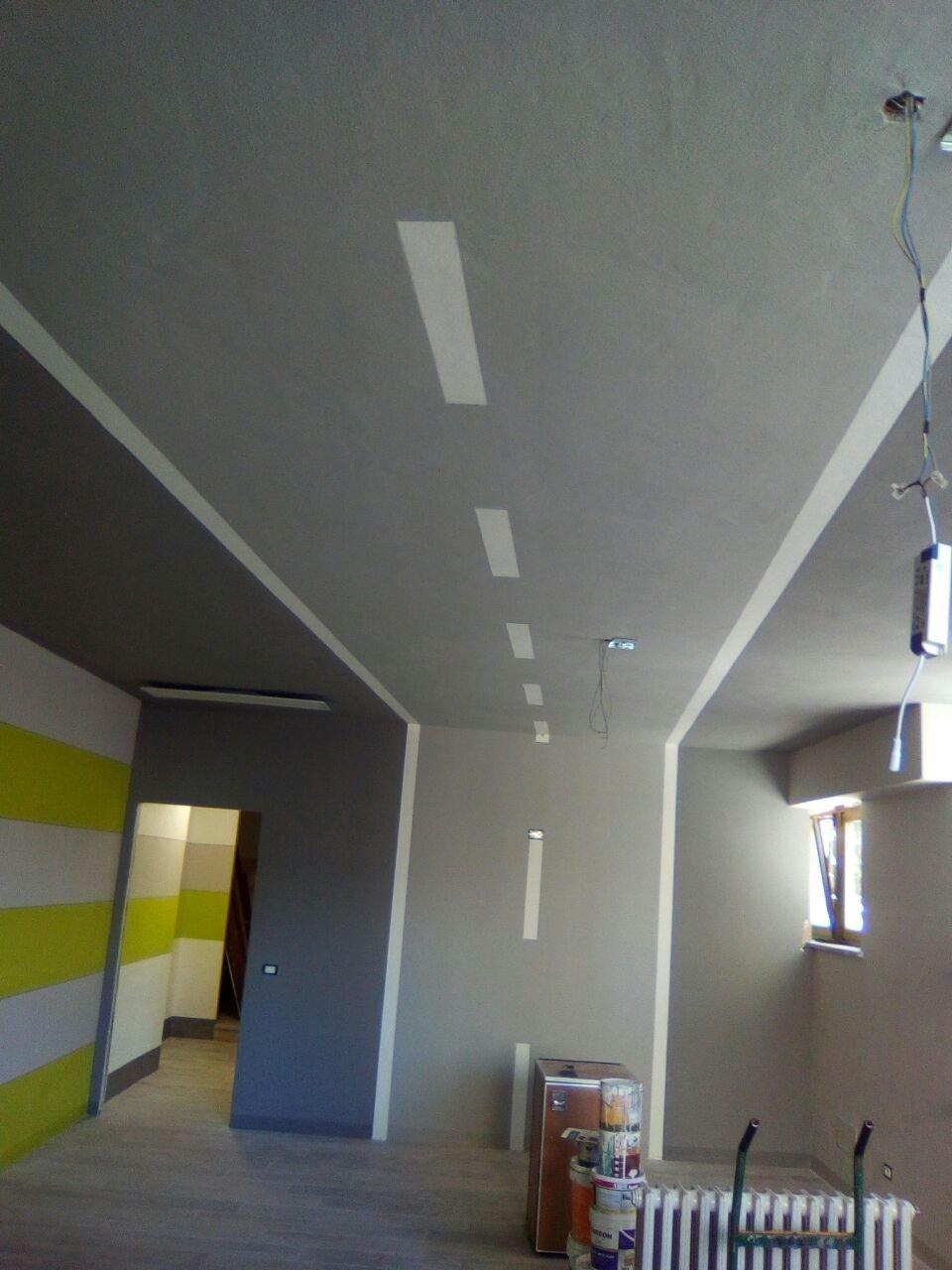 pareti dipinte