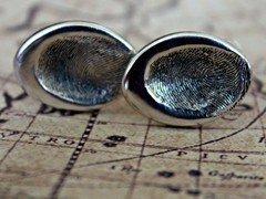 baby fingerprint jewellery