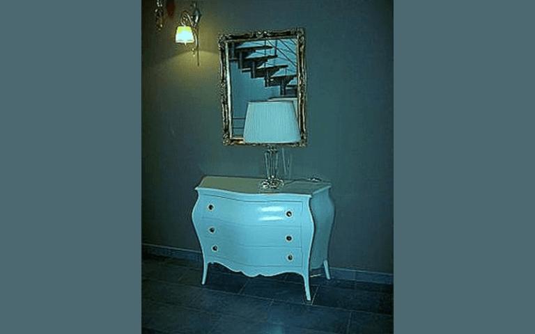 Lampada da tavolo artigianale