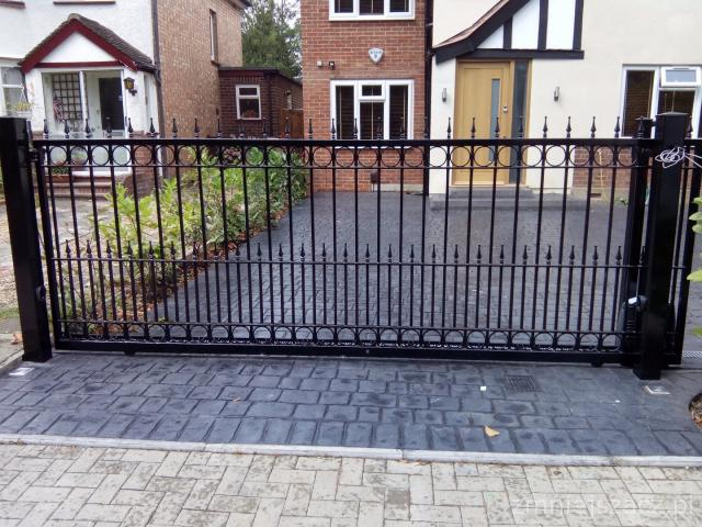 Wrought Iron Gates By Experts In Harrow North London