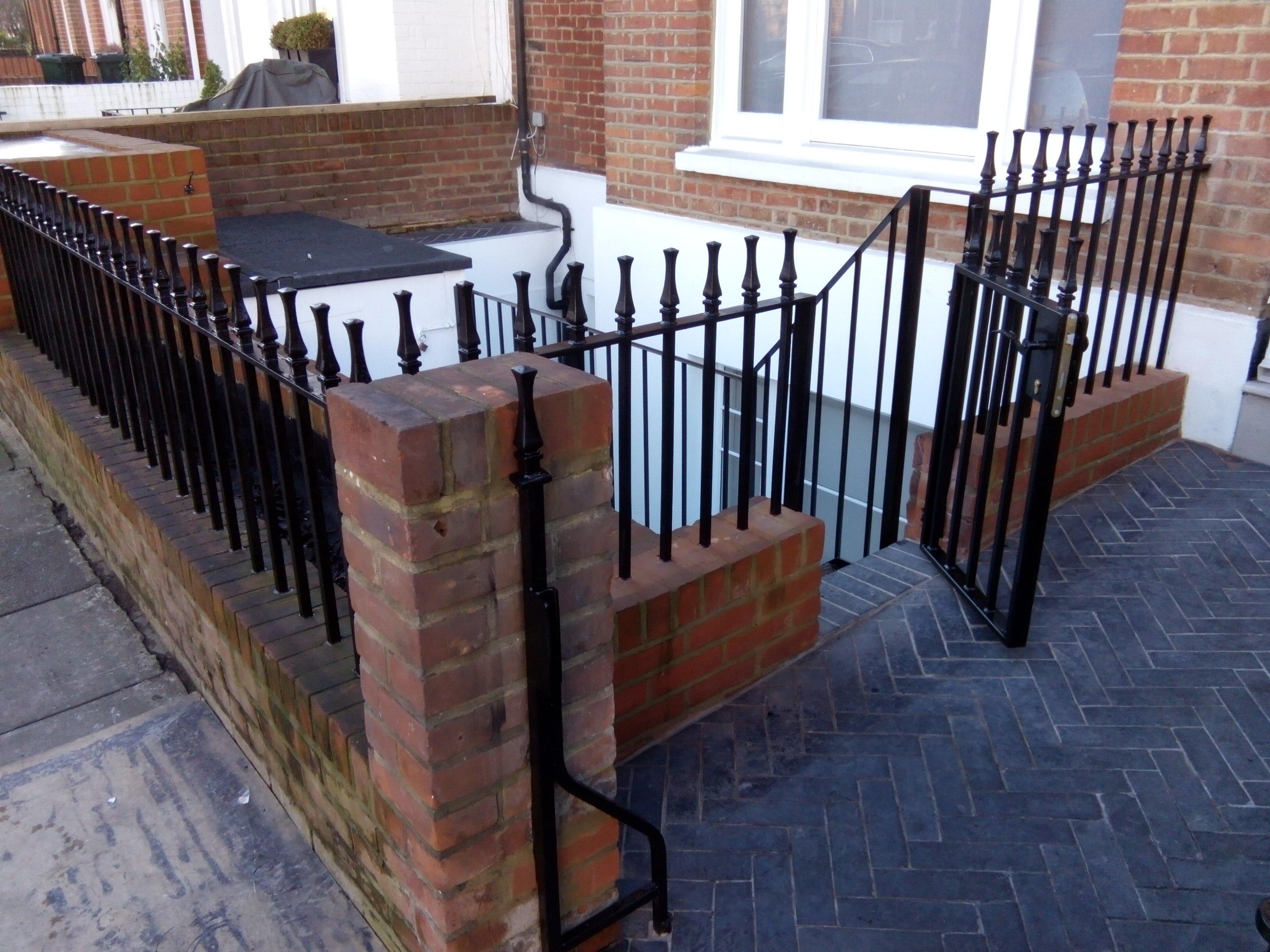 customised railings