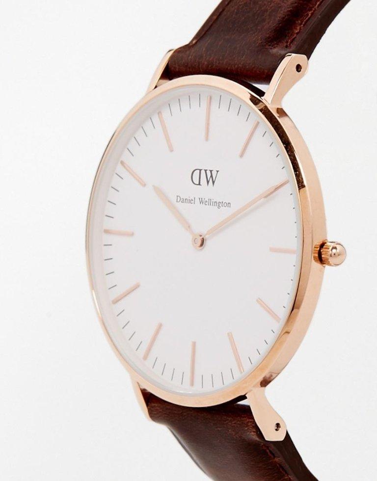 orologio sottile