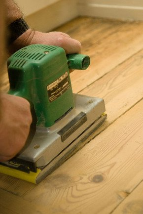 Floor polishing - Inverness, Highlands - Premier Floor Sanding - Shiney floors