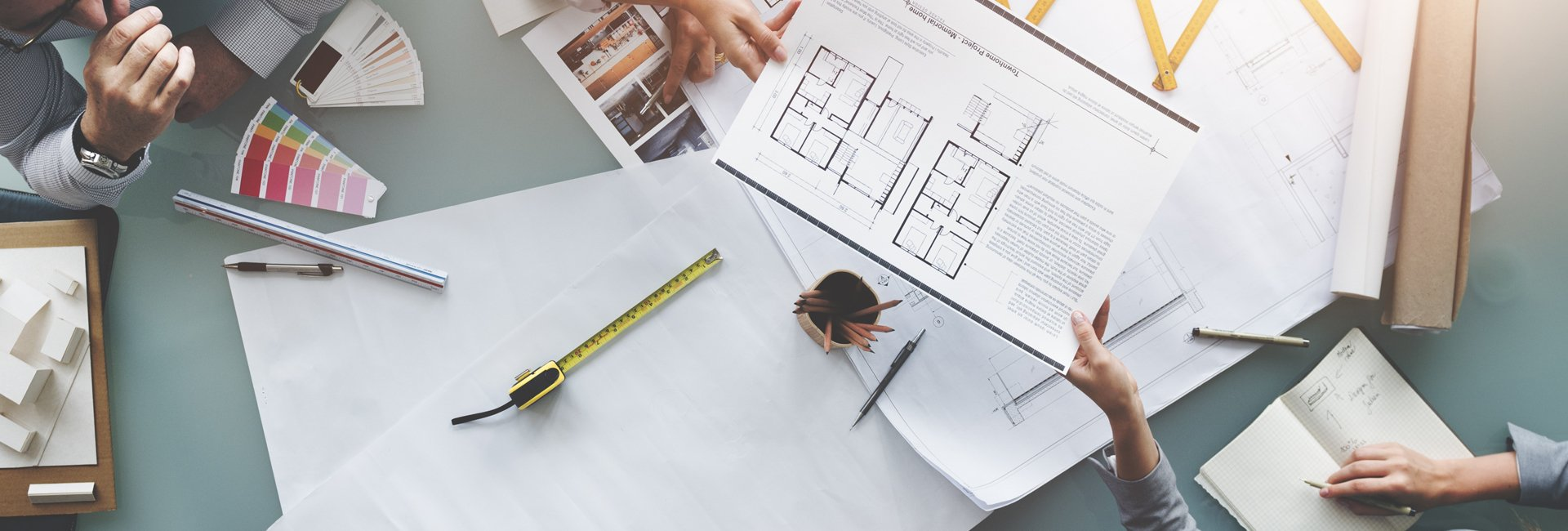 Well established architectural consulting in Sussex - ^