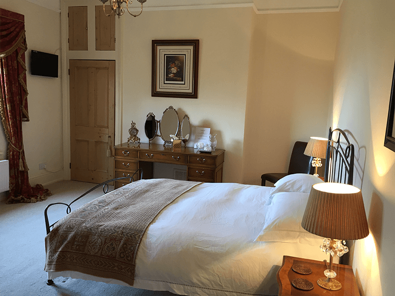 a bed room