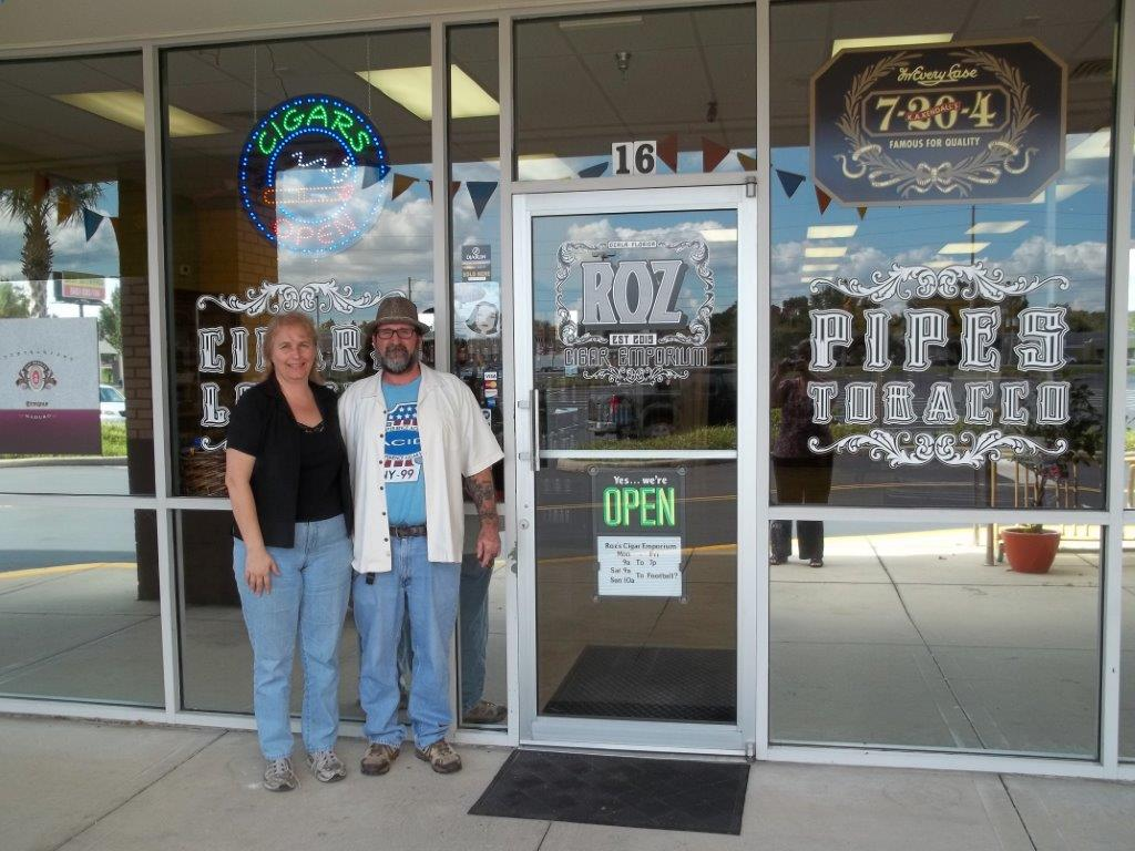 Cigar store in Ocala, FL