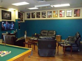 Ocala, FL's cigar smoking lounge