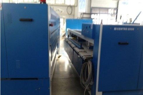 Installazione di nuovi macchinari
