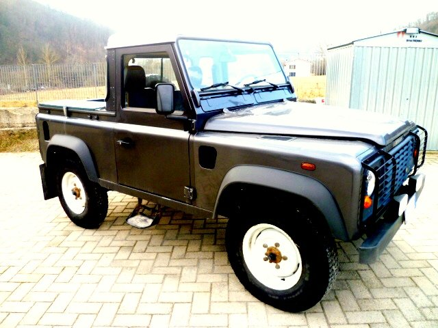 DEFENDER 90 TD5 PICK-UP