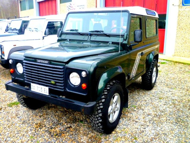 DEFENDER 90 300 TDI COUNTY