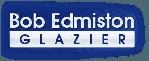 Bob Edmiston Glazier company logo