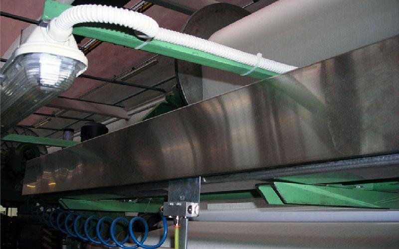 realizzazione macchine industriali