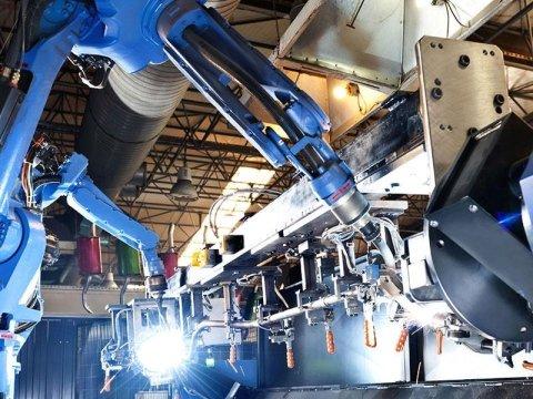 carpenteria metallica industriale