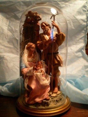 La nascita di Gesù Bambino