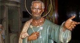 Restauro statue sacre