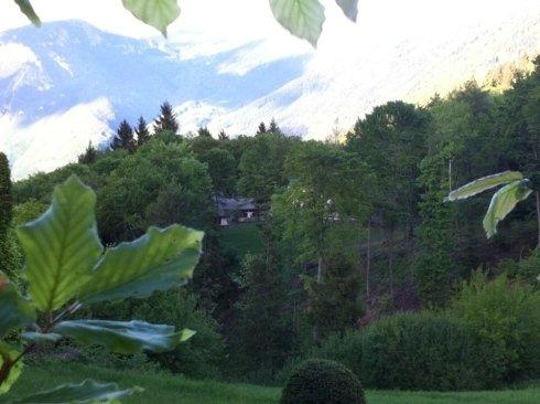 rifugio in montagna