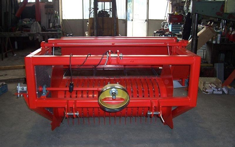 Macchine per raccolta fagioli