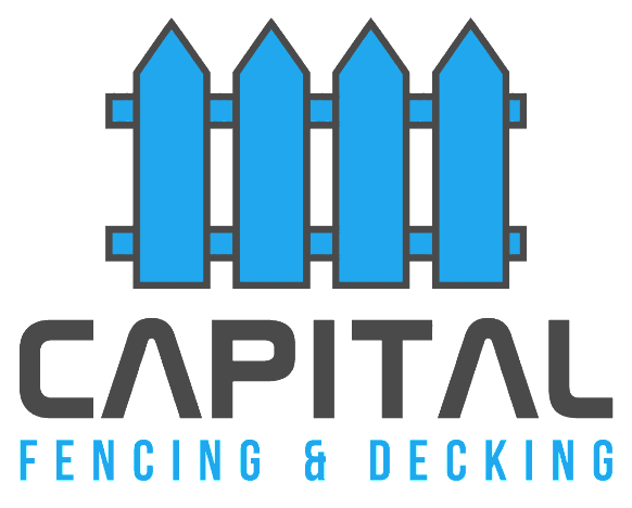 Capital Fencing & Decking Logo