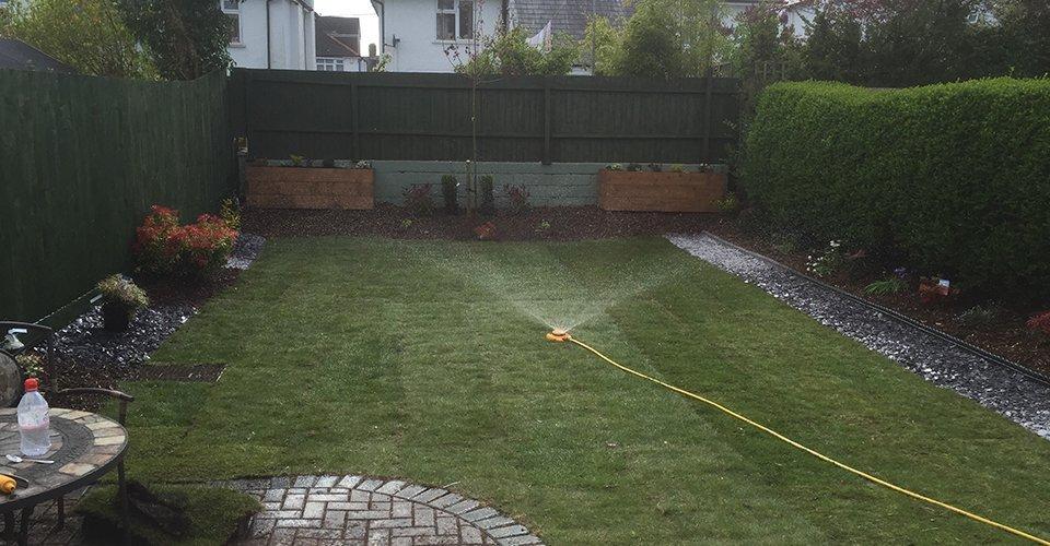 Garden maintenance