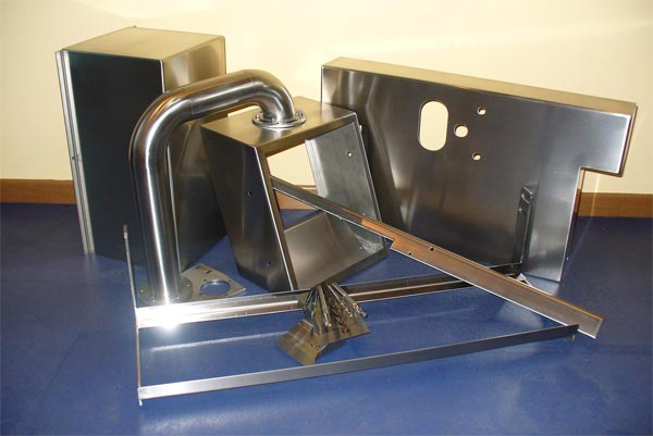 Stainless steel products in Monte Di Malo