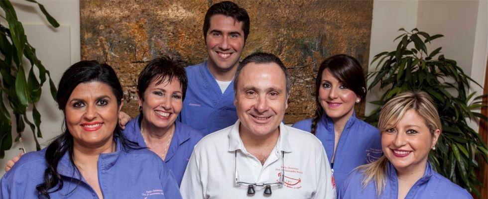 studio dentistico d'alessandro nicolò agrigento